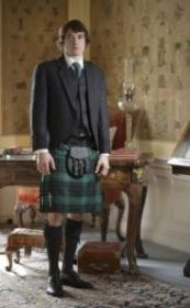 Шотландский классический килт