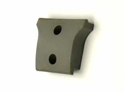 Блок для монтажа одиночного крюка (65mm) - GSR2