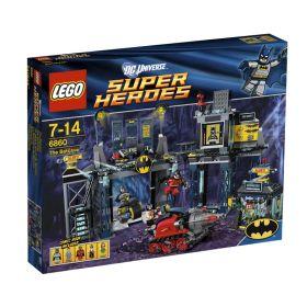 6860 Лего Пещера Бэтмена