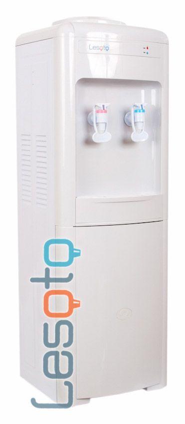 Кулер для воды Lesoto 16 LB с холодильником