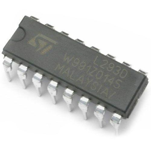 Микросхема L293D