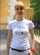 футболка Сладкоежка