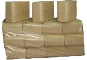 Топливные брикеты  RUF (кирпичики)