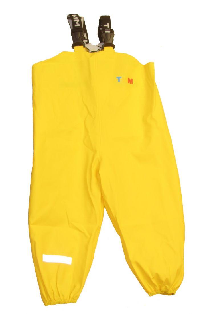 Полукомбинезон Желтый