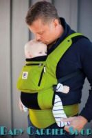 ERGO Baby CARRIER PERFOMANCE COLLECTION Spring Green BCP32300
