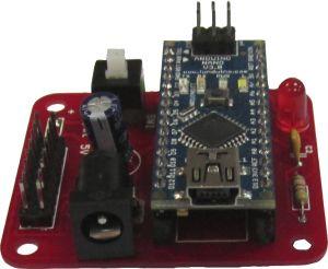 Модуль управления светодиодным дисплеем P10