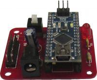 Модуль управления светодиодным дисплеем