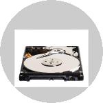 Жесткие диски внутренние