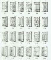 Решетки металлические сварные