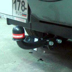 Фаркоп Bosal VFM 3033-A для Toyota RAV4 (2000-2006), Chery Tiggo (2006-), Vortex Tingo (2010-), Lifan X60 (2012-) с шаром типа A