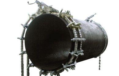 Центратор цепной с двумя цепями «Double Chain Clamp»