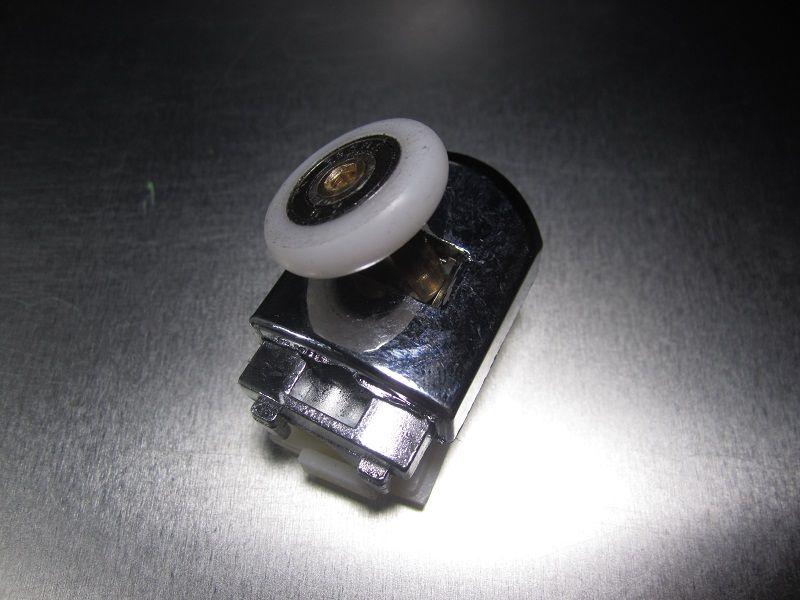 Ролик нижний хром (S-13) 25мм