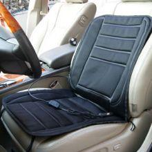 Накидка на сиденье автомобиля с подогревом