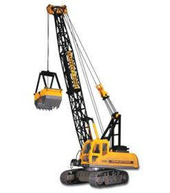 1/12 RC Construction Crawler Crane