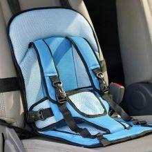 Портативное бескаркасное детское автомобильное сиденье