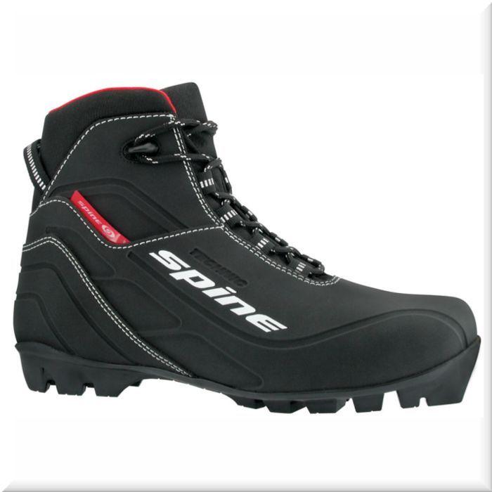 Лыжные ботинки Spine NNN Technic (95T) синт.
