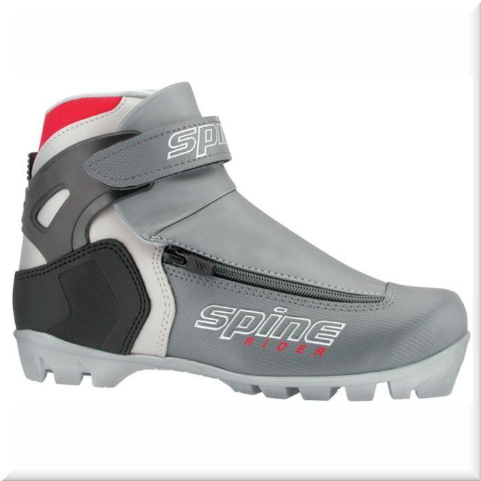 Лыжные ботинки Spine NNN Rider (20) синт.