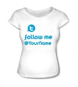 Следуй за мной в Twitter