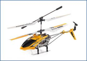 RC Helicopter Metal HoneyBee