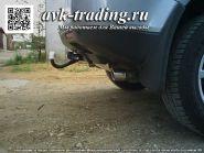 Фаркоп Thule Brink 424800 быстросъёмный для Land Rover Freelander 2 2007- с крюком-автоматом BMA