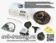 Электропроводка штатная Brink 701413 для фаркопа на Audi Q3 2011- с 7 контактной розеткой (бывший Thule)