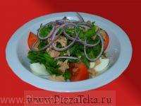 """Салат """"По-итальянски"""" с тунцом"""