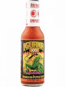 Острый соус Iguana XXX Habanero Pepper