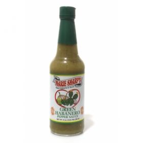 Острый соус Marie Sharp's Green Habanero  with Prickly Pears