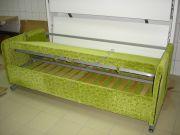 диван превращается в двухярусную кровать