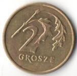 2 гроша. 2000 год. Польша.