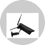 Видеонаблюдение IP