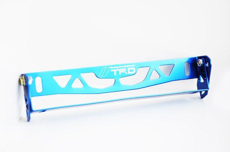 TRD, синий цвет