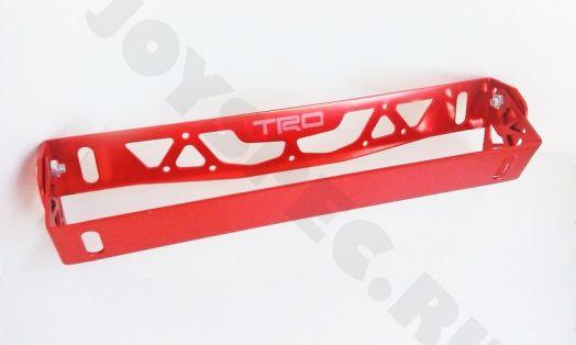 TRD, красный цвет