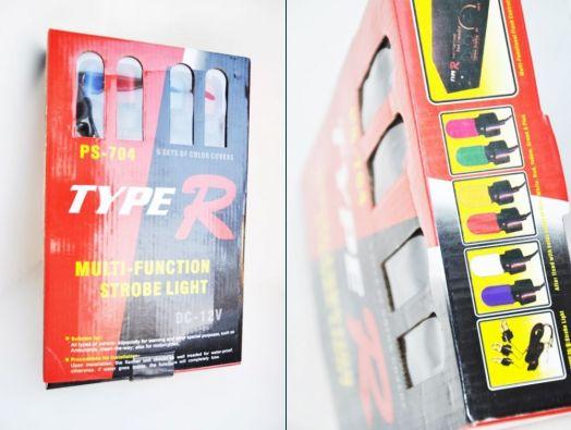 Стробоскопы Type-R