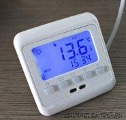 Термостат программируемый цифровой для теплого пола