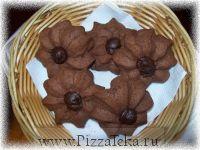 Шоколадное курабье