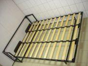 Вертикальная двуспальная шкаф-кровать