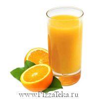 Свежий сок Апельсина 200 мл.