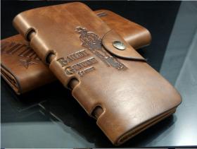 Кожанные портмоне Ковбой .