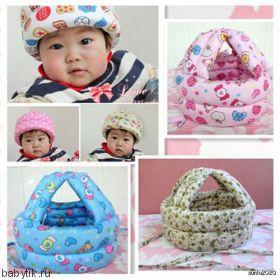 Защитная шапка шлем для детей