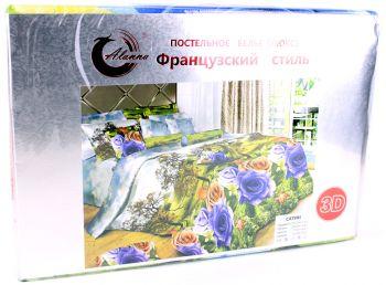 Комплект постельного белья 3 D в ассортименте( евро)-889 руб