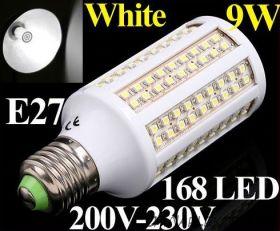 Светодиодная лампа кукуруза 9W