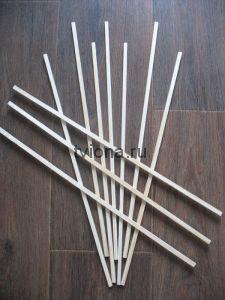 деревянные палочки для сладкой ваты
