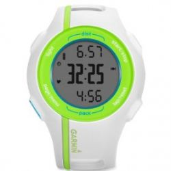 Garmin Forerunner 210 Special Edition - White/Green/Blue