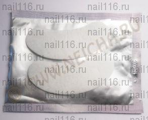 Гидрогелевые подушечки с витамином А и Е ( LINT FREE EYE GEL PATCH)