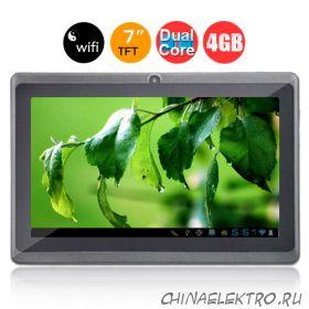 Планшет Q88 Dual Core Tablet PC