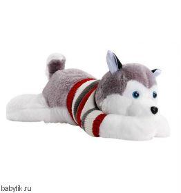 Мягкая игрушка Собака Хаски