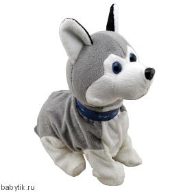 Игрушка Интерактивная собака Сибирская Хаски