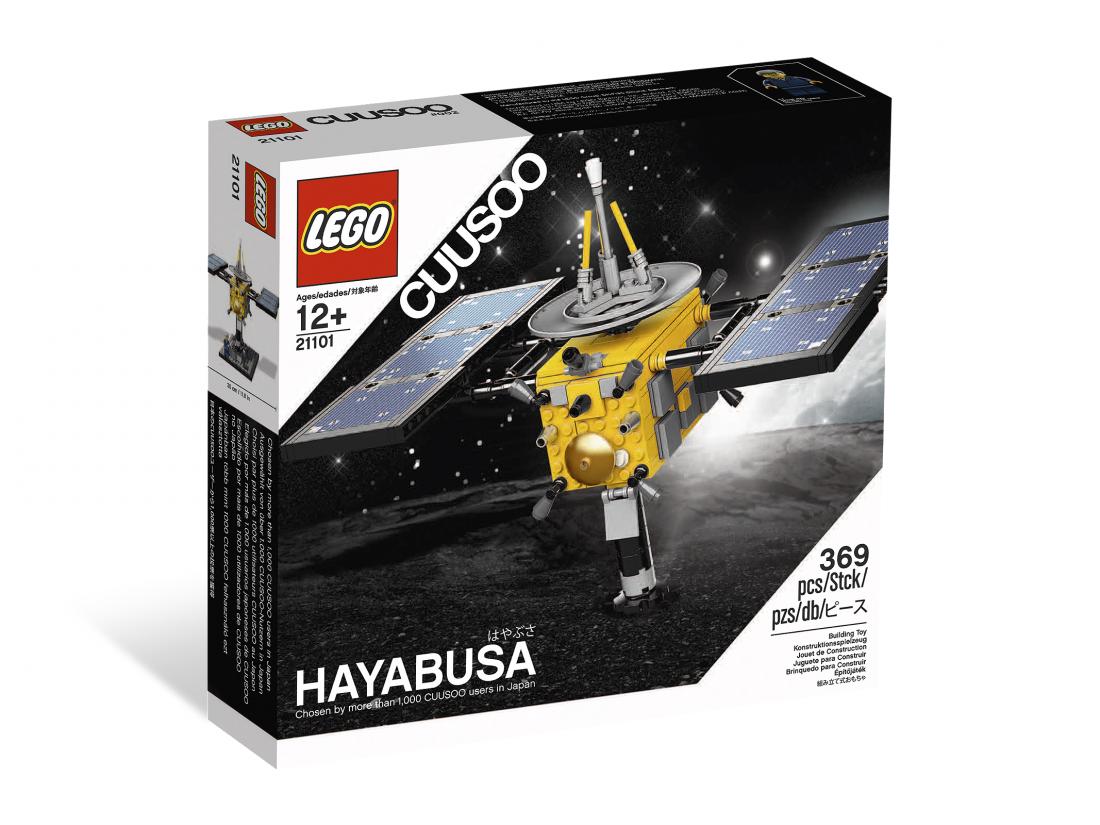 Спутник Хаябуса Конструктор ЛЕГО 21101