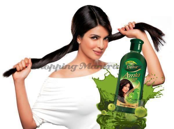 Масло Амлы для волос Дабур Индия (Dabur India Amla Hair Oil)